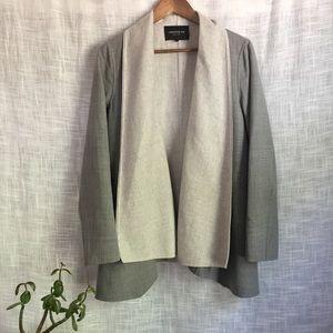 Lafayette 148 Cashmere Wool Shawl Collar Jacket
